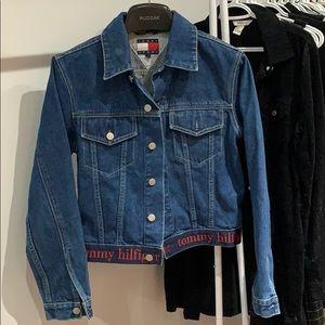 Vintage Tommy Jeans Jean jacket